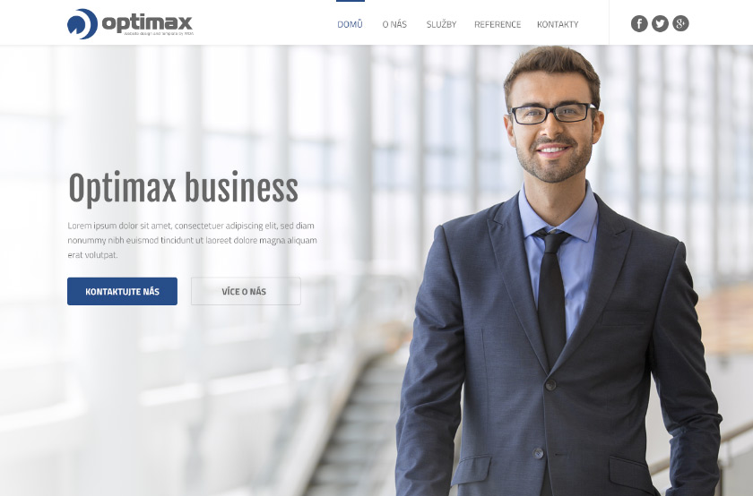 Optimax business